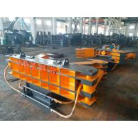 Buy cheap Disassembling Bale Breaker Machine With Tongs Route Changeable 600KN Tensile from wholesalers