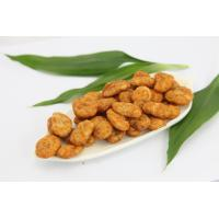 Garlic Spicy Broad Beans Snack , Roasted Broad Beans Nutrition COA Avaliable