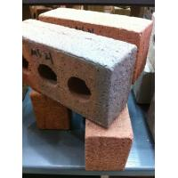 Buy cheap Construction Building Materials Common Clay Bricks Sandblast Face With 3 Holes product