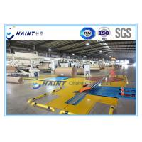Buy cheap Corrugated Board Roll Material Handling Equipment Customized High Performance product