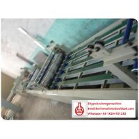 Buy cheap Automatic Vacuum Forming Machine with Glue Spreading Overlaying Drying Process product