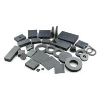 Buy cheap Customized Hard Barium Ceramic Ferrite Magnets Low Cost For Industrial Field product
