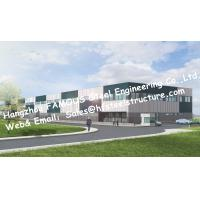 Buy cheap North American European and American Standards ASTM Buildings in Steel Structures For Sheds and PEB Buildings product