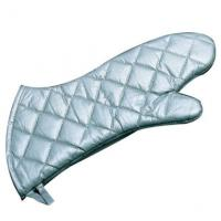 Buy cheap Steam Protection Silver Oven Mitts high Flexibility Fits Comfortably product