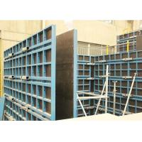 China Light Weight Steel Frame Formwork B Form Customized Size With Plywood on sale