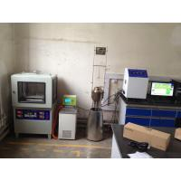 Buy cheap Fire Resistance Testing Equipment for Non-Flammable Building Materials product