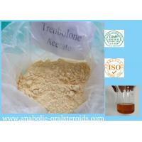 Buy cheap Light Yellow Trenbolone Acetate / Revalor-H / Finaplix  Powder 10161-34-9 For Muscle Gain product