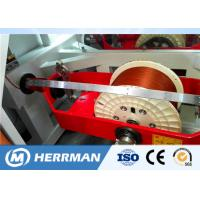 Buy cheap Heavy Duty Torsion Free Pair Cable Twisting Machine For CAT5 CAT6 CAT7 Fatigue Resistant product