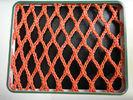 Buy cheap Safety Farming HDPE Monofilament Fishing Nets Knotless PE 100mm - 700mm Mesh product