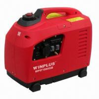 Buy cheap Inverter Gasoline Generator with 49cc Displacement and 0.9kVA Rated Output Power product
