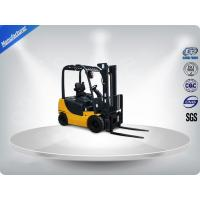 China 1.5 Tons Hydraulic Electric Forklift Truck High Lift with AC Motor Powered wholesale