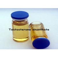 Quality High Purity Injectable Anabolic Steroids Testosterone Enanthate Steroids For Muscle Gain for sale