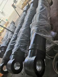 Buy cheap SY335  arm   hydraulic cylinder  Sany excavator parts piston hydraulic cylinder gland seal kits product
