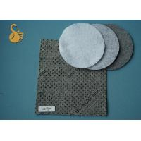Buy cheap Polyester Needle Punched Non Woven Felt Fabric With Dots For Carpet Backing product