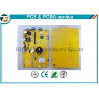 China Single Sided PCB Assembly Services GPS Tracking For GPS Module on sale