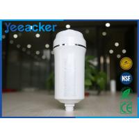 6L / Min Water Making Capacity Shower Water Filter With Kdf + Active Carbon