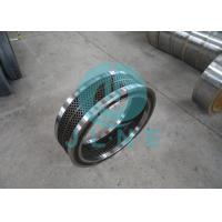 Buy cheap Stainless Steel Pellet Machine Parts / Ring Die Wood Pellet Machine Parts product