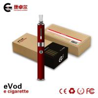 China Dual Coil Lady EGO E Cig Rebuildable EVOD MT3 Clearomizer With Bottom Heating wholesale