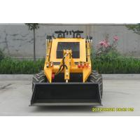 Buy cheap 4 Wheels Mini Skid Steer Loader product