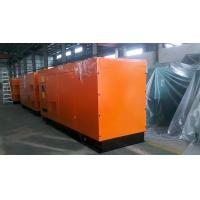 Buy cheap Outdoor Standby Power Generator 250KW / 313KVA , Water Cooled Diesel Generator product