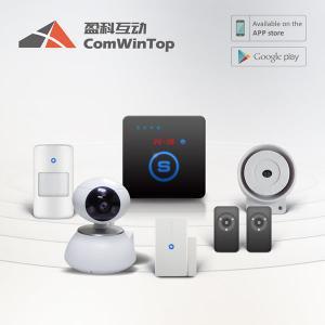 China wifi camera , wireless door sensor, wireless pir sensor, gsm remote smart home controller on sale