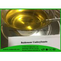 Buy cheap Equipoise CAS 13103-34-9 Bulking Steroids Boldenone Steroid Boldenone Undecylenate product