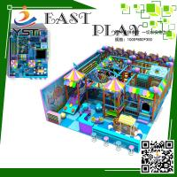 Buy cheap Portable Toddler Soft Play Equipment CAD Instruction 5 Years Warranty product