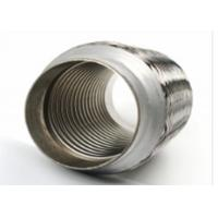 Buy cheap 201 202 Material Stainless Steel Flex Pipe ExhaustFor Auto Exhaust Systems product