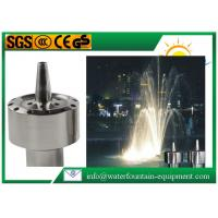 DN40 Scattered Stainless Steel Fountain Nozzles For Garden Pond Easy Install