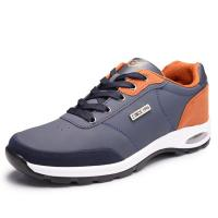 Quality Men's Elevator Shoes Height Increasing Sneakers Breathable Tennis Shoes for sale