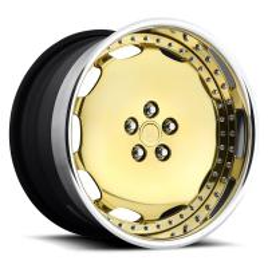 China 22x10, 22x12, and 22x14 Deep Lip Forged Off Road Rims/Gloss Black Milling Windows 4x4 Truck Wheels on sale