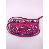Sequin Shoulder Bag,Crossbody Bag with Zipper Pockets,Two-sided sequin bag for sale