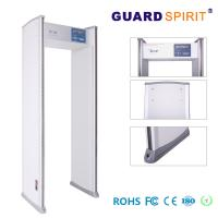 Buy cheap Gate Coin Detection Walk Through Metal Detector Body Scanner With Passing Counter product