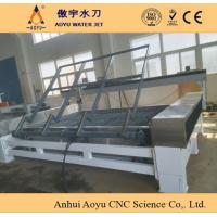 Buy cheap 500kg Lift Capacitlity Water Jet Cutting Parts Automatic Lift Frame rotation angle 70 degrees product