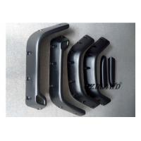 Buy cheap Pocket Style Pickup Fender Flares Jeep Wrangler ABS Plastic 1997 - 2006 TJ Model product