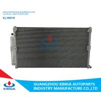 Buy cheap Full Aluminum Toyota AC Condenser for Landcruiser / Vehicle Spare Parts product