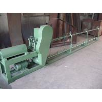 Buy cheap Steel Rod Automatic Gabion Production Line For Straightening And Cutting Wire product