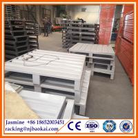 Buy cheap Heavy Duty Steel Beam Pallet Shelves for Warehouse Storage Use product