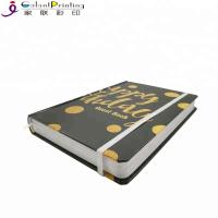 Quality A4 Agendas Custom Planner Printing / Journal Printing Services ISO9001 for sale