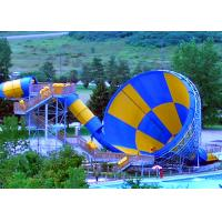 Buy cheap Holiday Villa Funny Great Wolf Lodge Tornado Slide Video / Centre Parcs Slides product