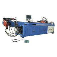 Buy cheap Cold Metal Pipe / Tube Bender Machine Automatic With R 25 - 200 110V 12MPa product