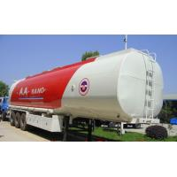 China 3 axles 42000L-47000L oil tanker trailer for sales on sale