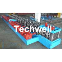 Buy cheap Quick Change C / Z Shaped Purlin Roll Forming Machine  / Channel Roll Forming Machine product