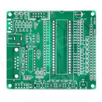 Buy cheap Chinese 0.5 - 3oz Copper FR4 Prototype PTH, NPTH Double Sided PCB Circuit Board product