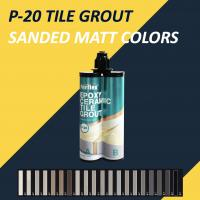 Buy cheap Customized Color Exterior Sanded Caulk , Smooth Paste Flexible Sanded Grout product
