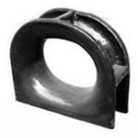 Buy cheap Sand Steel Castings Ship Mooring Chocks Marine Closed Chock Size Customized product