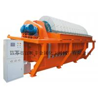 Buy cheap High Productivity Disk Vacuum Filter PLC Program Control 1 -240m2 Filtration Area product