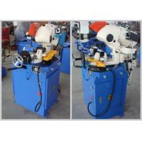 Buy cheap Easy Operation Pneumatic Pipe Cutting Machine Semi Automatic High Control Accuracy product