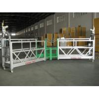 Buy cheap High Capacity suspended working platforms Cradle 1.8kw , 2kw for Large ships cleaning product