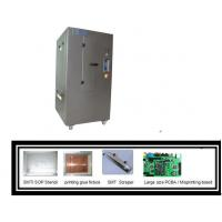 Buy cheap Low Discharge Stencil Cleaning Machine , Stable Pcb Cleaning Equipment product